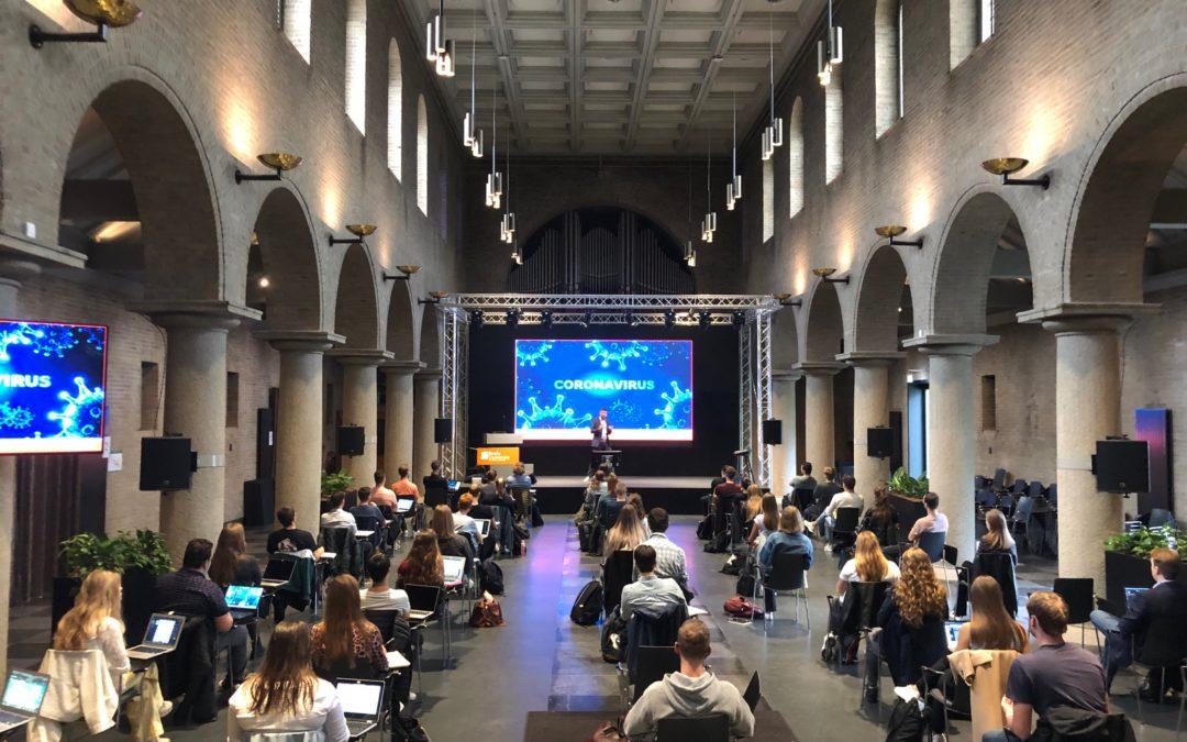 De onderwijssector maakt kennis met crowd management