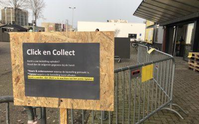 Click & Collect: onze ervaring in binnensteden