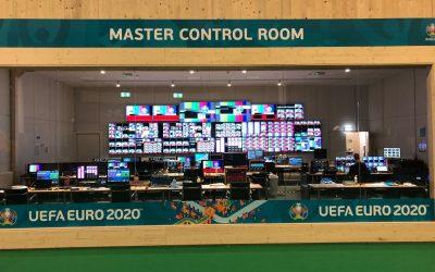 CrowdProfessionals verzorgde een veilig IBC voor UEFA tijdens EURO2020