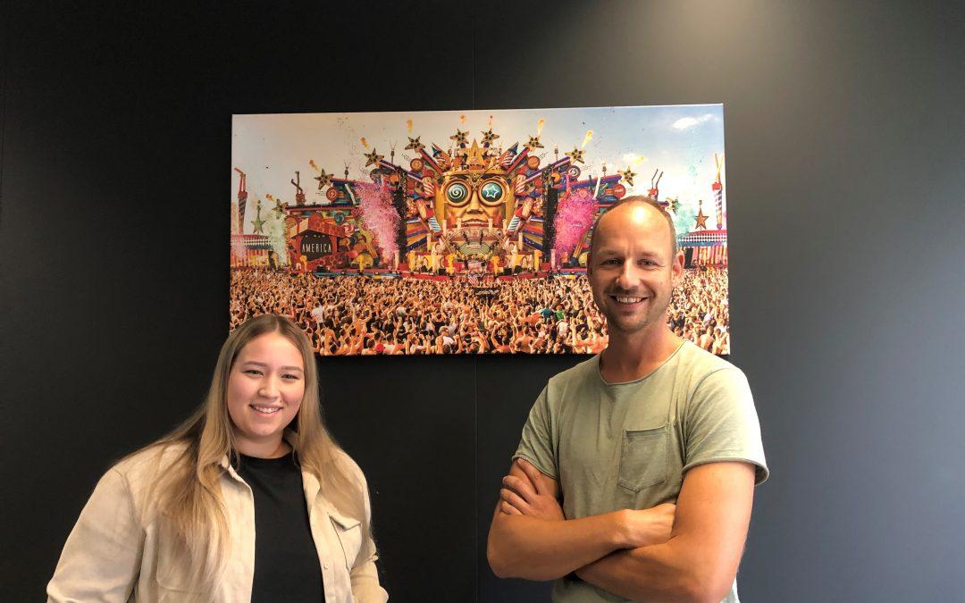 Vanaf 1 september verwelkomen CP en ESI twee nieuwe collega's in ons nieuwe kantoor!